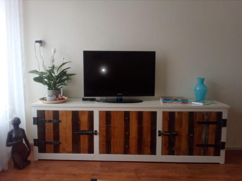 Tv Audio Meubel.Tv Kast Audiomeubel D20 Meubels Op Maat Online