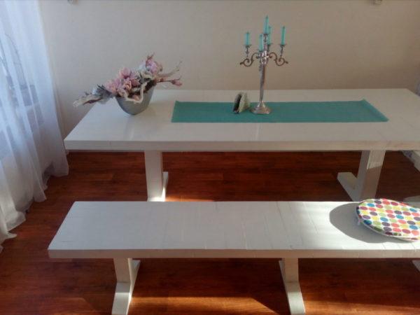 t11 sloophouten tafel op maat gemaakt