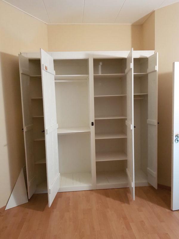 K52 boekenkast inbouwkast kast op maat inbouwboekenkast 1