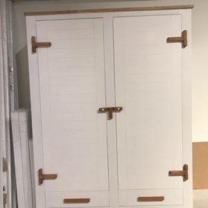 raluca kledingkast hangkast opbergkast witte kast meubels op maat 1
